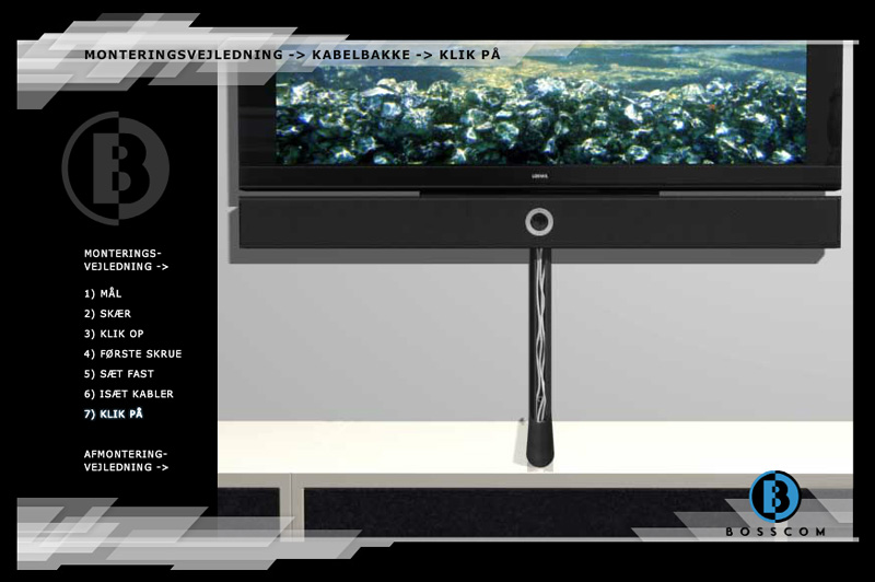 "Bosscom - 3D Production ""klik På"" Page"