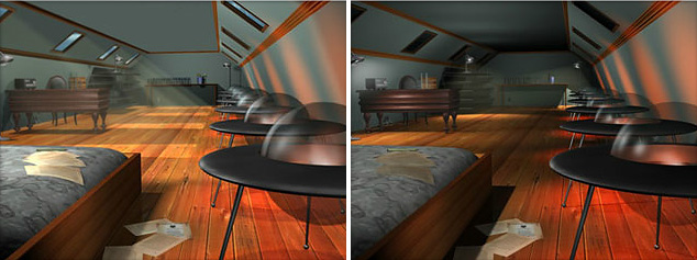 Laboratory - 3D Modelling & Lighting
