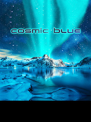 OshMusik - Cosmic Blue Cover Art