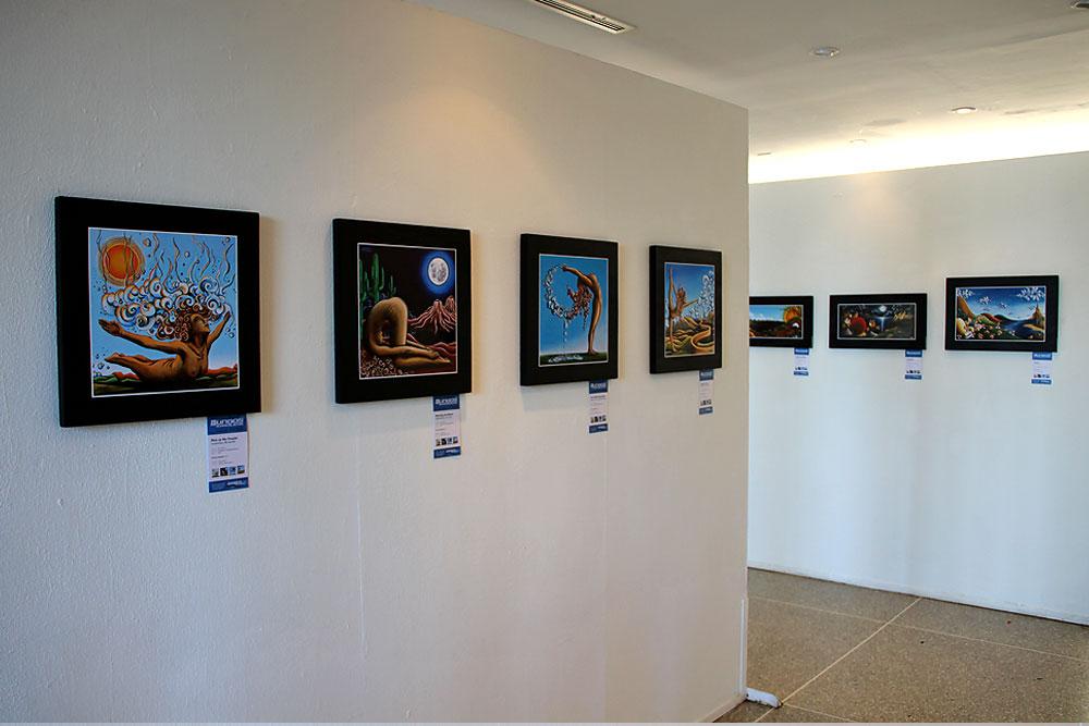 Mundos Surrealistas Expo - Isla de margerita