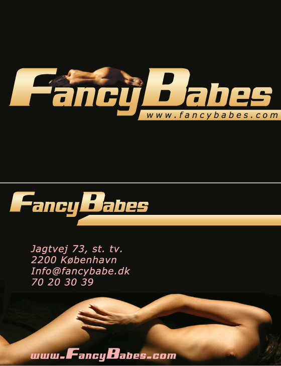 FancyBabes - Business Card