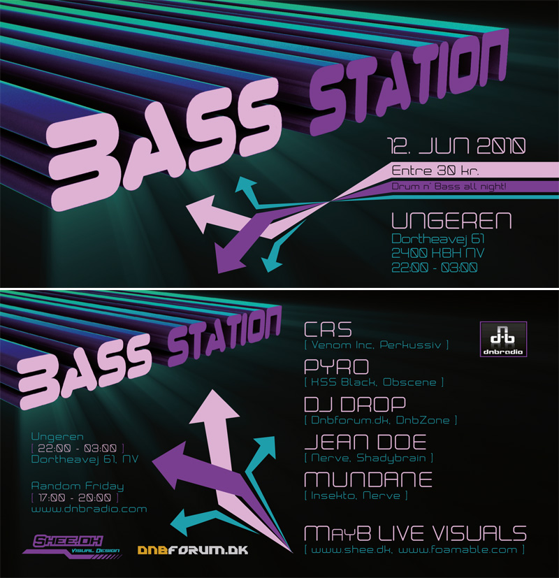 BassStation - Flyer 04