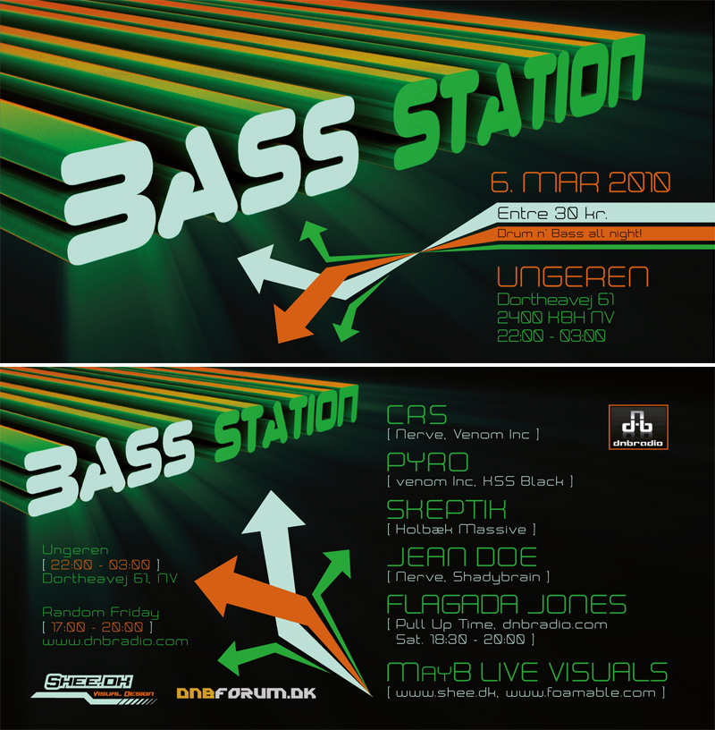 BassStation - Flyer 02