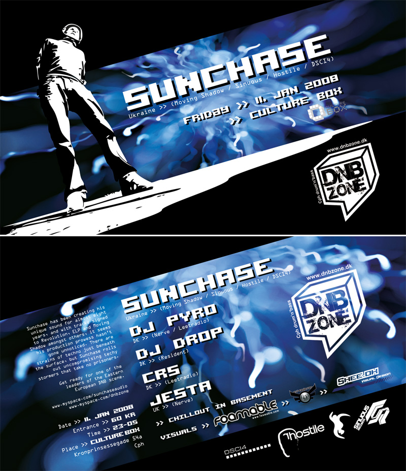 DNBZone Sunchase - Flyer