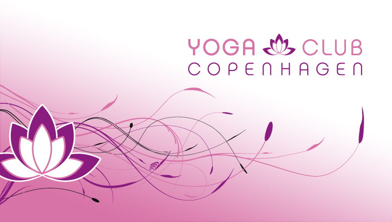Yoga Club Copenhagen -Logo and Brand Design