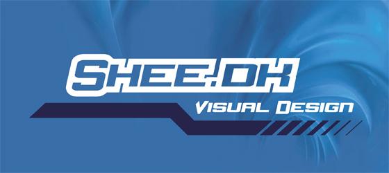 Shee Visual Design - Logo Alternative BG