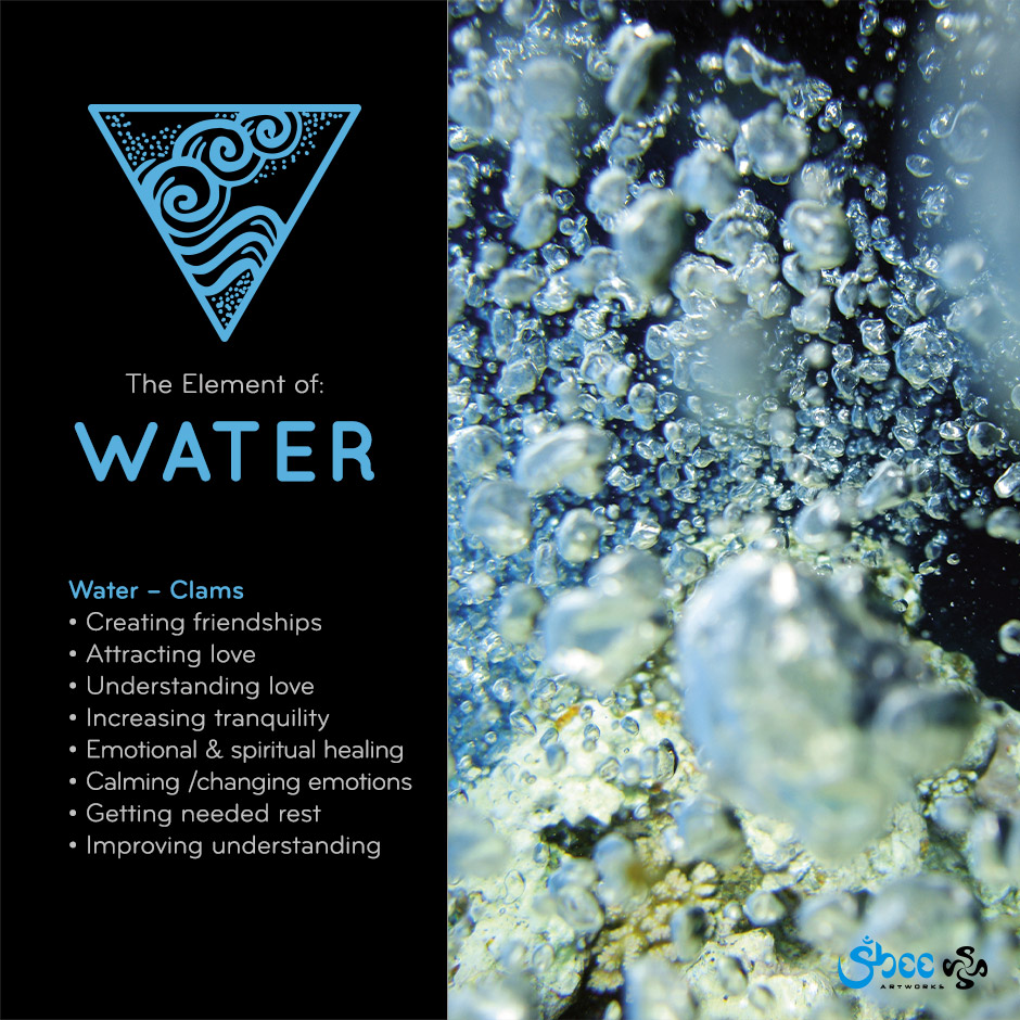 Social Media Content - The Element of Water